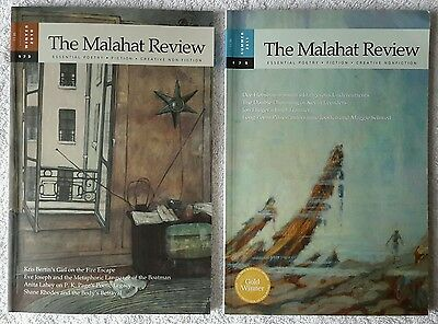 The Malahat Review Winter 2010 No. 173 + The Malahat Review Summer 2011 No.175