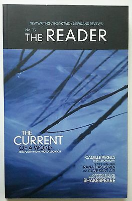 Issue 33 The Reader Magazine: The Current of a Word
