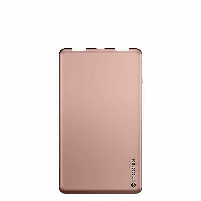 OEM Mophie Powerstation 3X for Smartphones and Tablets (6,000 mAh) - Rose Gold