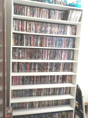 Huge Wholesale Dvd Lot Collection Series 412 Titles Horror Action Comedy A-Z