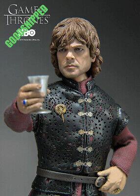 Ready Threezero Hbo Game Of Thrones Tyrion Lannister Dwarf Peter Dinklage 1/6