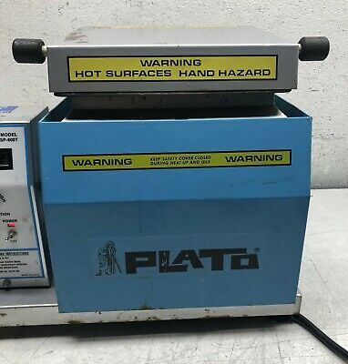 PLATO PRODUCTS MODEL SP-600T 115 V 60Hz SOLDER POT