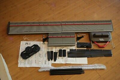 Bond Incredible Sweater Knitting Machine with Box and Accessories