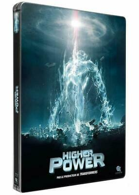 Higher Power Steelbook Blu Ray Neuf Sous Cellophane