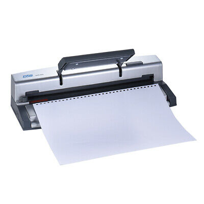 2 in 1 Paper Puncher + Binder A4 Punch Wire 45 Sheets Binding Machine-DSB C1H0