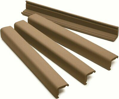 Prince Lionheart Jumbo Furniture Soft Edge Guards Baby Child Proof Safety Beige