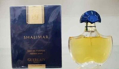 Guerlain Shalimar Edp 30ML Spray New & Rare