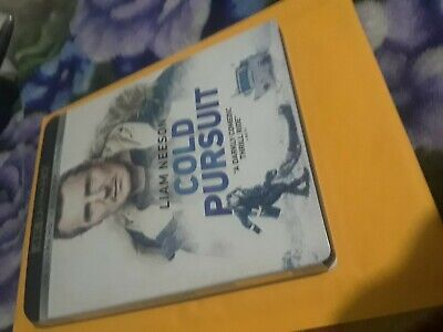 Cold Pursuit (4K Ultra HD Blu-ray, 2019)  wuth SLIPCOVER NO DIGITAL