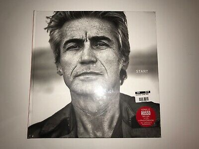 Ligabue - Start LP Limited Edition, Numbered, Red  Box Set, Deluxe Edition