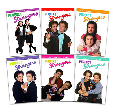 Perfect Strangers: The Complete Series - Season 1-8 (DVD Collection) Brand New