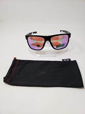 7060022036ccd OAKLEY CROSSRANGE XL Sunglasses OO9360-0458 Polished Black