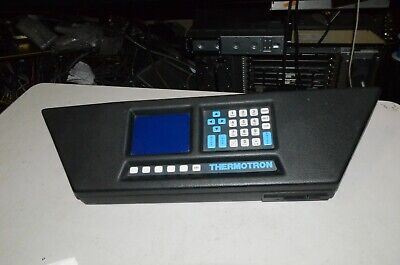 Thermotron 7800 Controller Control Panel Display For Environmental Chamber