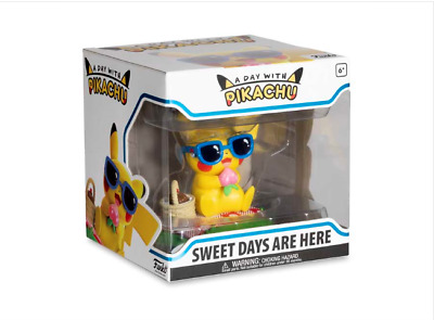 Funko Sweet Days Are Here Pokemon A Day With Pikachu Vinyl Confirmed