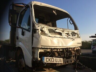 13 reg toyota dyna 3.0 ltr d4d diesel twin wheel pick up spares or repairs