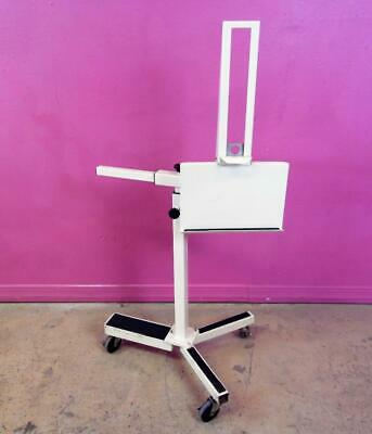Mobile Adjustable X-Ray XRay Radiology Imaging Film Cassette Holder Stand