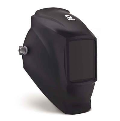 Miller 238497 Fixed Shade Welding Helmet, MP-10, Black