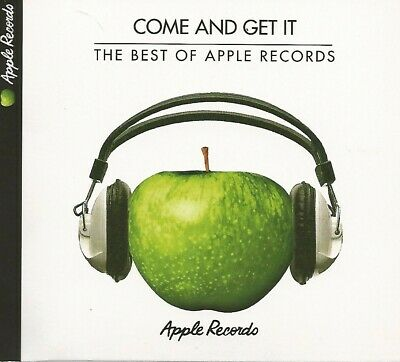 1960's/1970's RARE CD: VARIOUS - COME AND GET IT: THE BEST OF APPLE RECORDS HTF