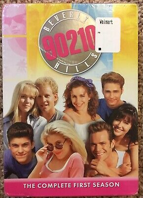 Beverly Hills 90210 - The Complete First Season (DVD, 2006, 6-Disc Set) New!!!