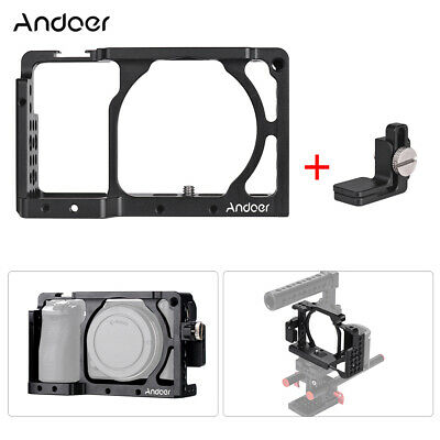 Andoer Protective Aluminum Alloy Video Camera Cage Stabilizer Protector Z6F8