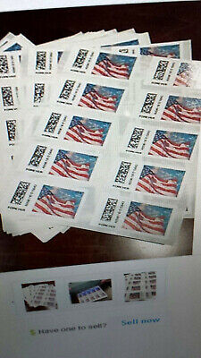 "100 USPS Certified Forever Stamps 10 Sheets of 10 = 100 Stamps  "" Now ""  $41.50"
