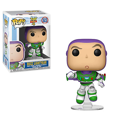 Disney Pixar Toy Story 4 #523 - Buzz Lightyear - Funko Pop! Disney (Brand New)