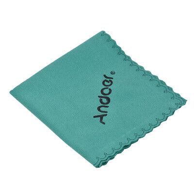 Andoer Cleaning Cloth Screen Glass Lens Cleaner for DSLR Camera Camcoder DS T0E5