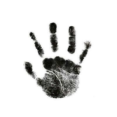 New INKLESS WIPE BABY HAND AND FOOT PRINT Keepsake - UNIQUE ORIGINAL Gift AM5C
