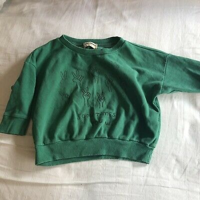 Bobo Choses Jumper Size 2-3 years