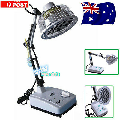 230W Desktop TDP Lamp infrared Heat Therapy Light for Pain Relief Treatment NEW
