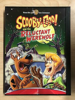 Scooby-Doo and the Reluctant Werewolf (DVD, 1988) - F0428