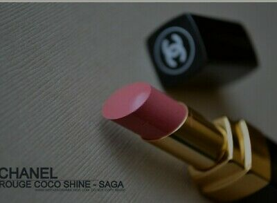 Rouge Coco Shine de Chanel N  79 Saga ( Rose ) Neuf