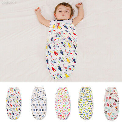 0384 BDBF Toddler Blanket Wrap Swaddle Wrap Secure Cover Safe Bedding Baby Care