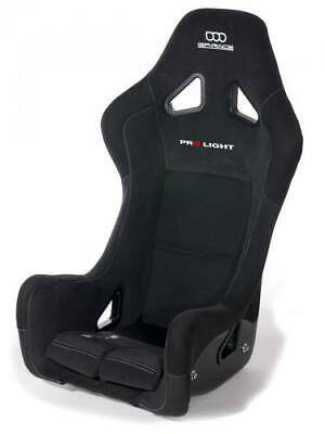 GP Rennsitz Pro-light schwarz FIA 8855-1999 Vollschalensitz