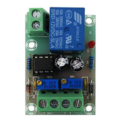 XH-M601 battery charging control board 12V intelligent charger power contro I9Q3