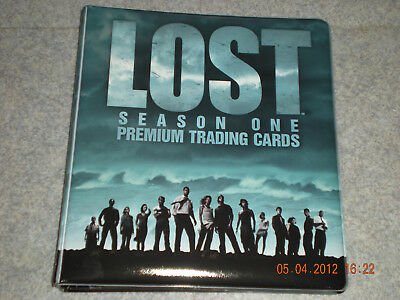 Trading Carte Lost  {Saison 1}+ Classeur + Collections + Carte Special Inkworks