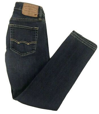 American Eagle Outfitters Mens Extreme Flex Blue Jeans Size 28x28
