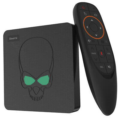 Beelink GT- King Most Power TV BOX 4GB+64GB Android WIFI Smart Home Media Player