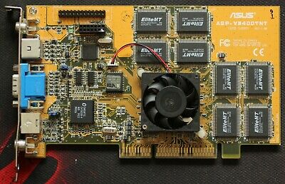 DRIVERS FOR ASUS AGP-V6600 GRAPHIC CARD