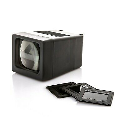 Kenro X2 Small Slide Viewer to View Old Mounted Slides - KNSVX2