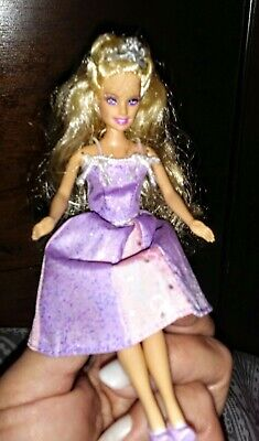 Barbie👑  Mini kingdom's  Mattel Princess  Annika 👑 Doll