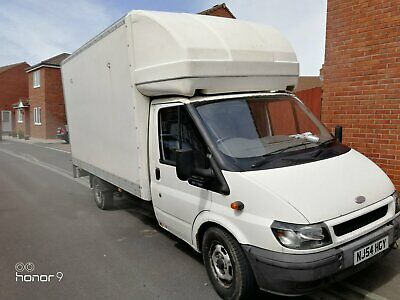 Ford Transit Luton with Tail Lift 2004