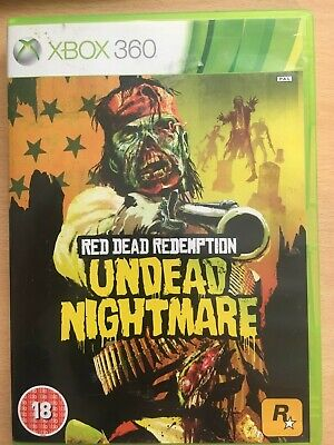 Xbox 360 Red Dead Redemption Game Disc Only