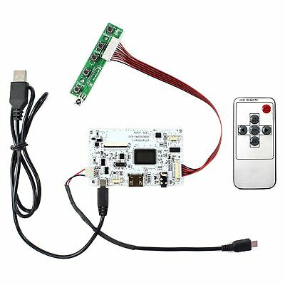 """Fit To Raspberry Pi HDMI Controller Board For 4.3"""" 480x272 LCD Screen"""