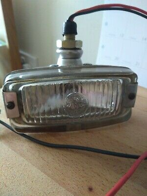 Wipac Vintage Classic Car Stainless Steel Reversing Light
