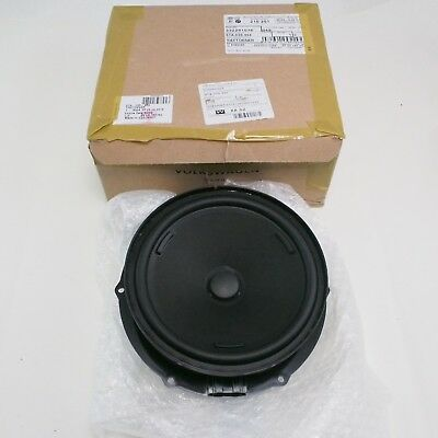 Genuine Volkswagen Touran II 5T Front Left Right Side Speaker 5TA035454