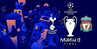 Champions League 2019 FINAL flights - Dublin to Madrid - Liverpool Tottenham