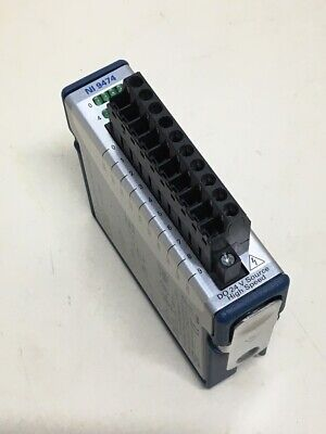 National Instruments 151530A-01L , NI 9474 8-CH 24V High-Speed Sourcing Digital