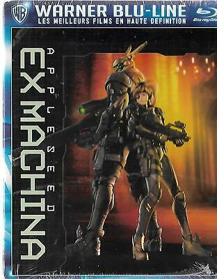 APPLESEED EXMACHINA     neuf en blister