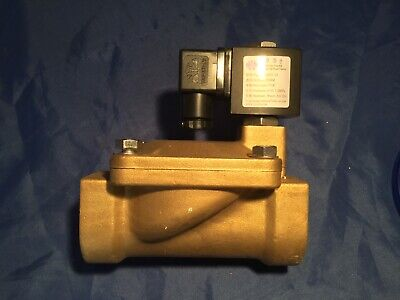 YONGCHUANG YCD21-32 Solenoid Valve with brass pilot diaphragm valve