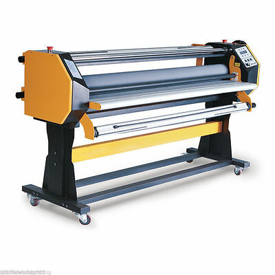 """67"""" Stand Frame Full-auto Single Side Wide Format Hot/Cold Laminator -by SEA"""